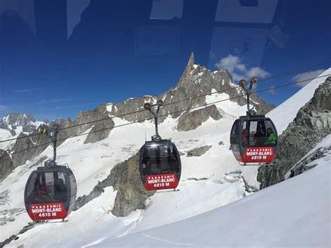 telecabine panoramic mont blanc t 233 l 233 cabine panoramic mont blanc picture of telecabine panoramique mont blanc chamonix