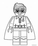 Lego Coloring Pages Printable Cool2bkids sketch template