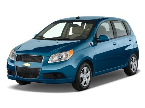 2009 Chevrolet Aveo (chevy) Review, Ratings, Specs, Prices
