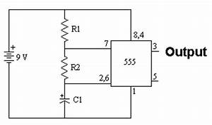 led counter circuit projects led free engine image for With 555 timer page