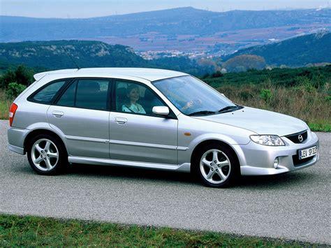 Mazda 323f (2000) Picture #06, 1600x1200