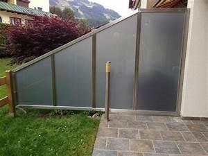 Windschutz Glas Terrasse : windschutz fur terrasse aus plexiglas sichtschutz glas konfigurator u filout ~ Whattoseeinmadrid.com Haus und Dekorationen