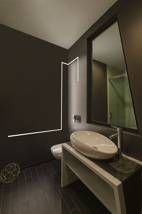 Inexpensive Modern Bathroom Lighting by 25 Best Ideas About Led Bathroom Lights On