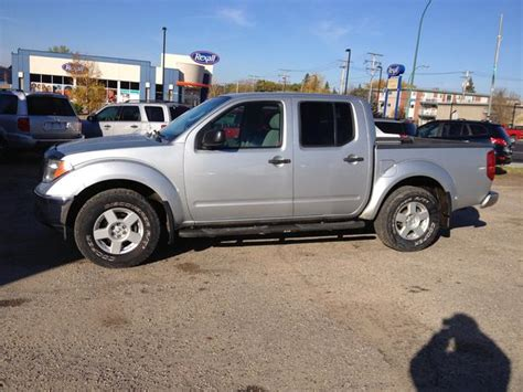 2005 Nissan Frontier Crew Cab by 2005 Nissan Frontier Crew Cab 4x4 Se