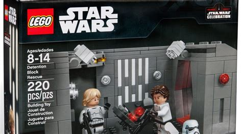 lego exclusive announced  star wars celebration