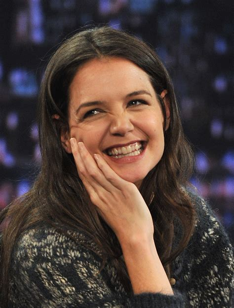 katie holmes  jimmy fallon promotes dead accounts