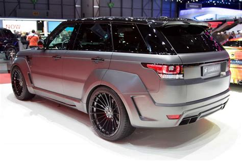 20+ Best Range Rover Sport Luxury Cars Photos