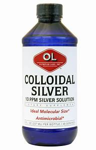 Colloidal Silver  U2013 An All Natural Treatment For Your Labradoodle
