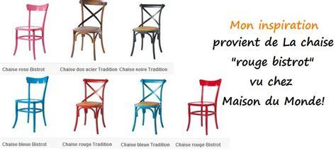 le bois de la chaise comment peindre une chaise en paille