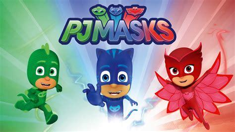 Pj Masks Cartoon Wallpaper From Disney Junior
