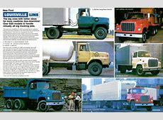 1969 Ford Louisville Line brochure