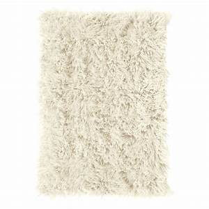 NuLOOM Genuine Greek Flokati Natural 9 Ft X 12 Ft Area