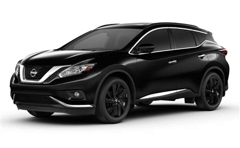 2019 Nissan Murano Midnight Edition Release Date, Redesign