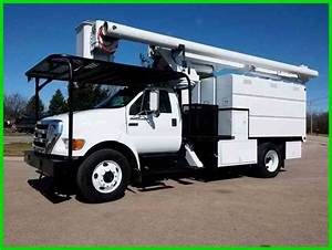 Ford F550  2007    Bucket    Boom Trucks