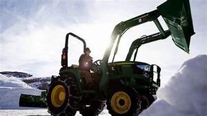 John Deere 3032e  3036e  3038e Compact Utility Tractors Diagnostic  U0026 Repair Manual  Tm127919