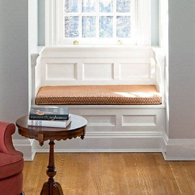 36 best Window seat project ideas images on Pinterest