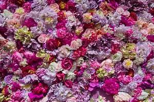 Tapis De Fleurs : tapis des fleurs artificielles multicolores image stock ~ Melissatoandfro.com Idées de Décoration