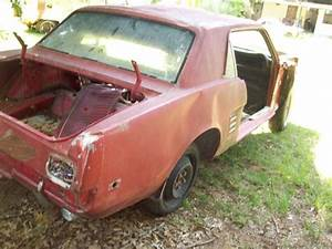 1966 Ford Mustang Parts Car V8 Suspension Clear title - Classic 1966 Ford Mustang
