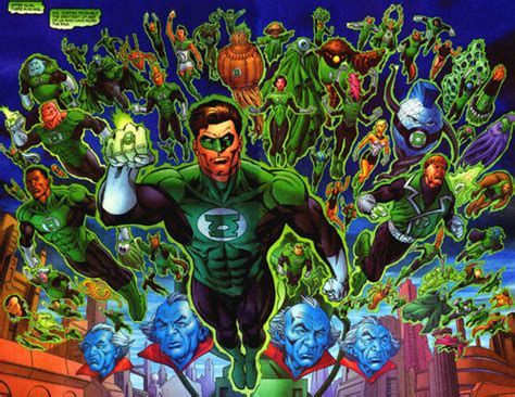 top ten green lantern corps intro heroclixin