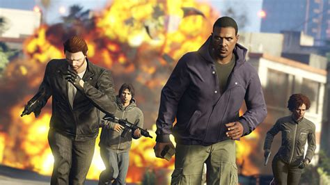 Gta Online Heists Update Now Available On Ps4, Xbox One