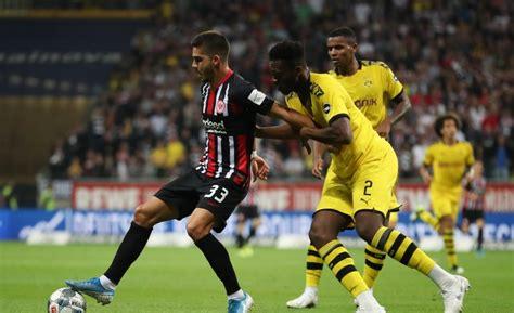 Borussia dortmund empfängt eintracht frankfurt am 27. Borussia Dortmund gegen Eintracht Frankfurt live im TV und ...