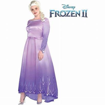 Elsa Frozen Costume Adult Act Costumes Partycity