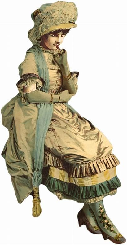 Victorian Printable Ephemera Ad Woman Stamps Digital
