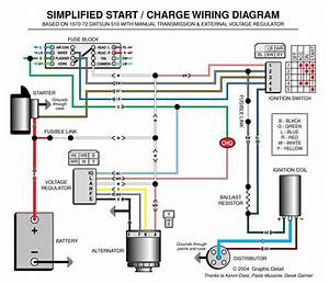 1965 Ford Mustang Voltage Regulator Schematic  1965  Free