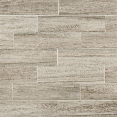 Westford Grey Wood Plank Porcelain Tile