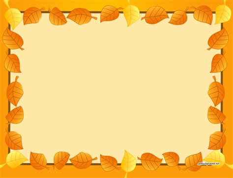 autumn powerpoint templates rebocinfo