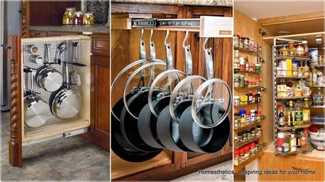 Kitchen Storage : Smart Kitchen Storage Ideas That Will Impress You