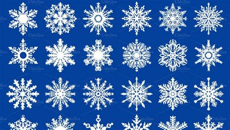 Snowflake Patterns – 23+ Free PSD, Vector EPS, AI Formats ...