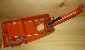 Stihl 031 Av Chainsaw Rear Trigger Handle Top Cover Shroud