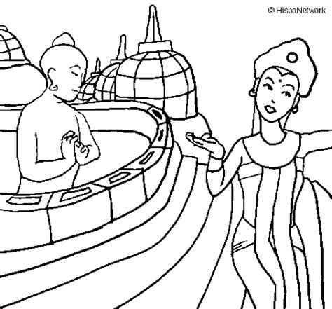 indonesia coloring page coloringcrewcom