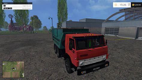 kamaz 54102 v 1 1 farming simulator 2015 mods