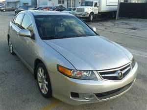 Find Used Acura Tsx 2007 Manual Transmission In   For Us