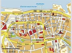 Large Rostock Maps for Free Download and Print High