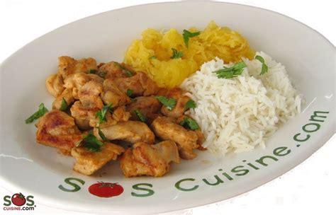 cuisine indienne poulet poulet quot tikka quot à l 39 indienne recipe