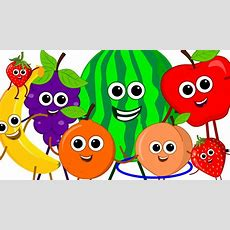 The Fruits Song  Learn Fruits  Nursery Rhymes  Original Song  Kids Songs  Kids Tv Youtube