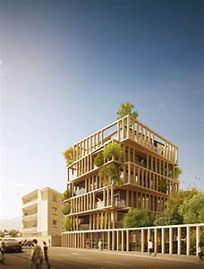 Agence Architecture Montpellier : urban agency 39 s luxury apartment design twists french planning law archdaily ~ Melissatoandfro.com Idées de Décoration
