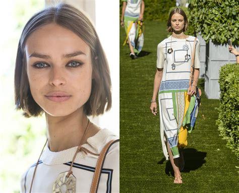 runway inspired spring  hair trends hairdromecom