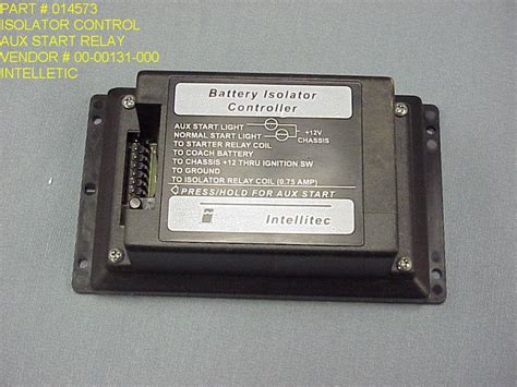 battery controls battery centers