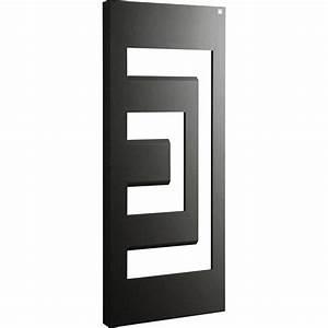 Seche Serviette Electrique Design : seche serviette electrique noir design ~ Preciouscoupons.com Idées de Décoration