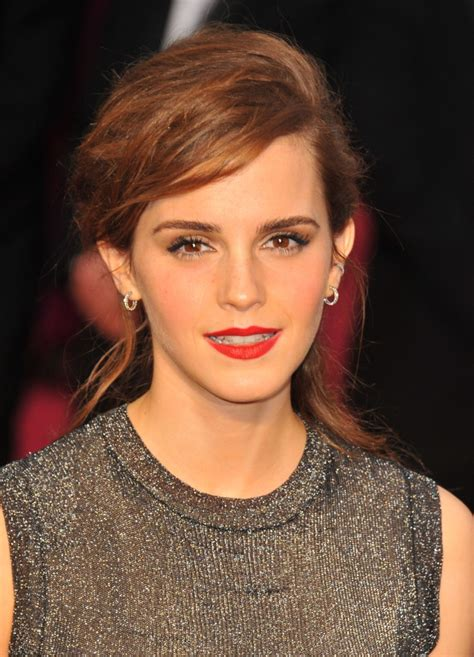 Posterazzi Emma Watson Arrivals For The Annual