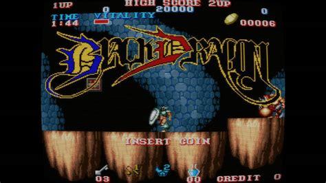 Black Dragon Arcade Game Youtube