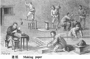 The History Of The Invention Of Paper | Wikybrew.com