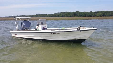Hewes Project Boat by Hewes Flats Boat Project Microskiff Dedicated To The