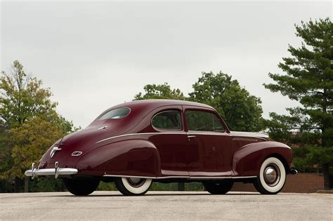 1940 Lincoln Zephyr Club Coupe 161552