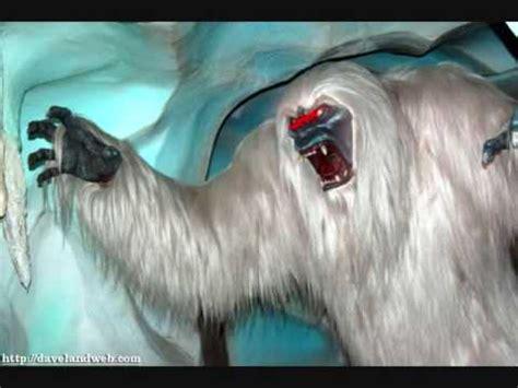 Real Yeti Sightings