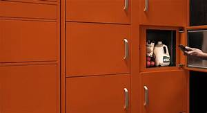 Baltimore Apartment Welcomes First Refrigerated Lockers